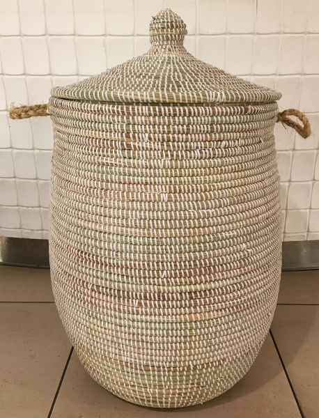 Nytt Happybasket skittentøyskurv eller oppbevaring - Savannen Interiør AS BX-88